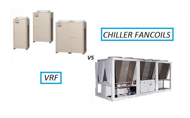 Системы охлаждения в Минске: чиллер с фанкойлами или VRF?